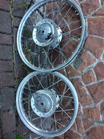 Алюмінієві колеса ява R18 і R21