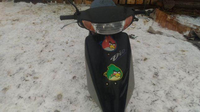 Продам скутер хонда дио af34 на запчасти