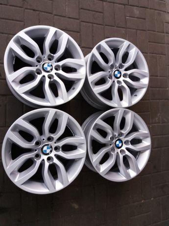 FELGI Aluminiowe 7,5J17 ET32 5X120 BMW X4 X3