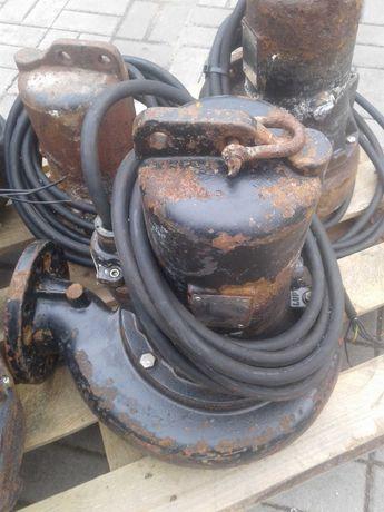 Pompa ściekowa górnicza szlamówka JUNG PUMPEN UFK 35/4 4KW 95m/h