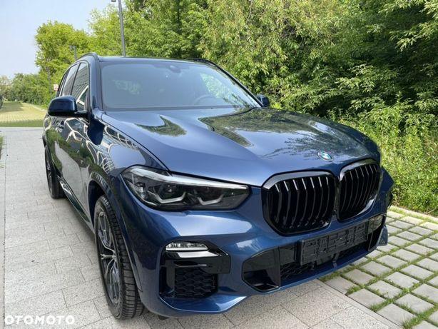 BMW X5 X5 30d M Pakiet bogata wersja salonPL nowe auto pakiet serwisowy 5 lat
