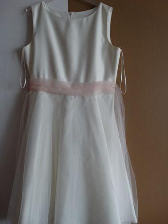 Sprzedam sukienkę wizytową dla dziewczynki rozmiar 152/158 firmy SLY