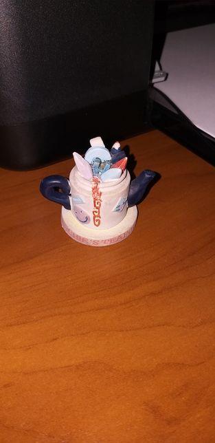 Miniaturowy czajniczek Tetley 1996