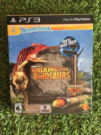 Wonder Book - Walking with dinossaurs PS3