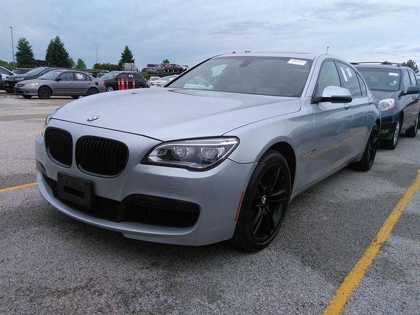 2014 BMW 7 series США