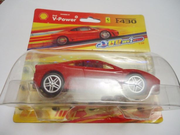 Машинка Ferrari, F430, V-Power, моделька