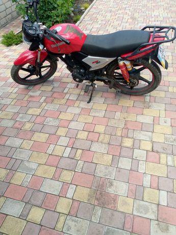 Мотоцикл Musstang Vista