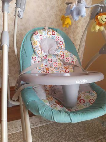 Крісло-гойдолка дитяча