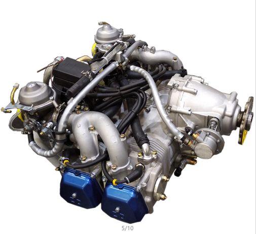 Silnik lotniczy C80 (pasuje w miejsce Rotax 912). 80KM.Długa gwarancja