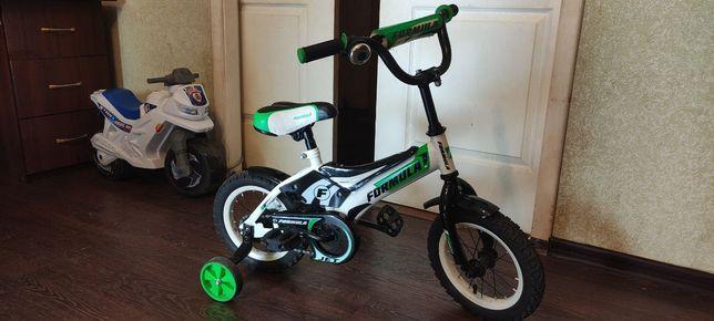 Детский велосипед 4000руб