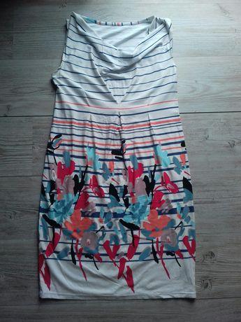 Ubrania ciążowe Branco Next Qba C&A zestaw paka ubrań na lato 38 40