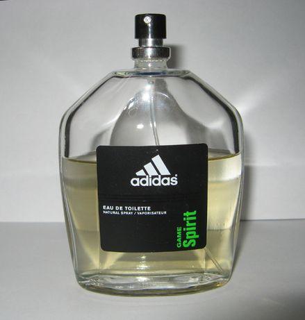 Туалетная вода мужская Adidas Game Spirit (б/у)