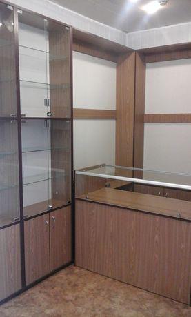 Меблі в магазин