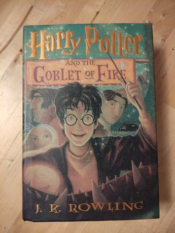Harry Potter & the Globet of Fire 1st edition