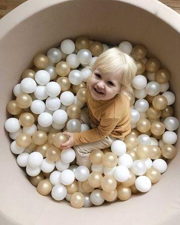 Детский сухой бассейн с шариками Voodi. Шарики идут в комплекте
