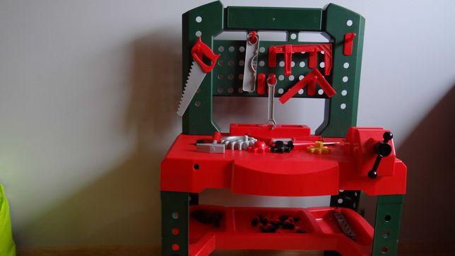Duży warsztat z narzędziami dla dzieci Playtive Junior