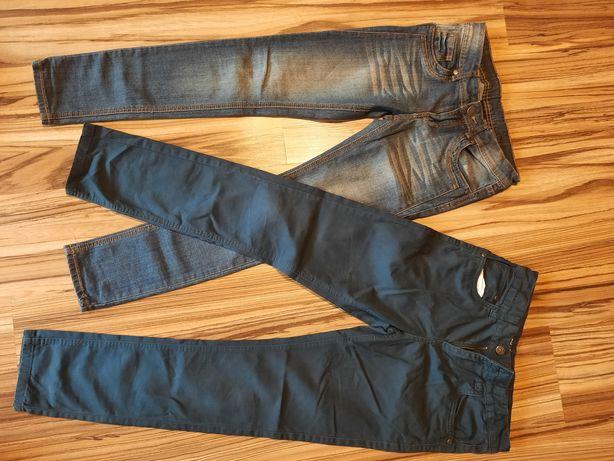 2 pary spodni dla chłopca rozm. 152