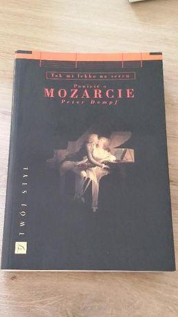 """Peter Dempf """"Powieść o Mozarcie"""" - na jesienne wieczory"""