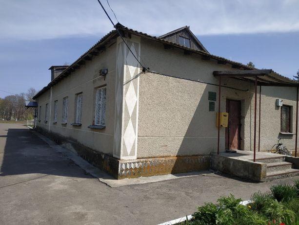 Оренда приміщення за адресою с. Вернигородок, вул. Центральна, 35