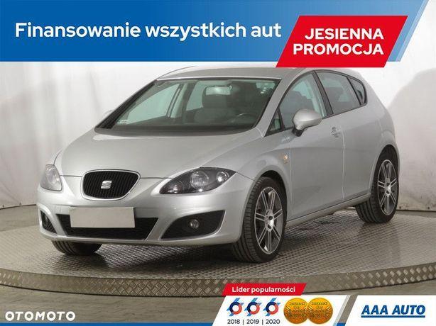 Seat Leon 1.4 TSI, Salon Polska, Serwis ASO, Klimatronic, Tempomat, Parktronic