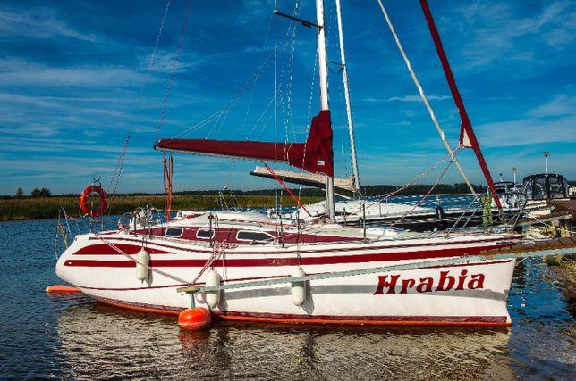 Czarter jachtów Maxus 33 TES 32, Solina 27, Raptor 27 jeziorak Iława