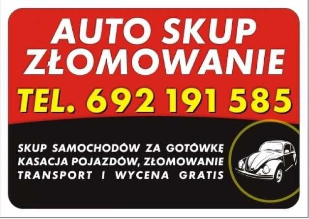 SKUP AUT Krapkowice i okolice Skupujemy każde samochody za gotówkę