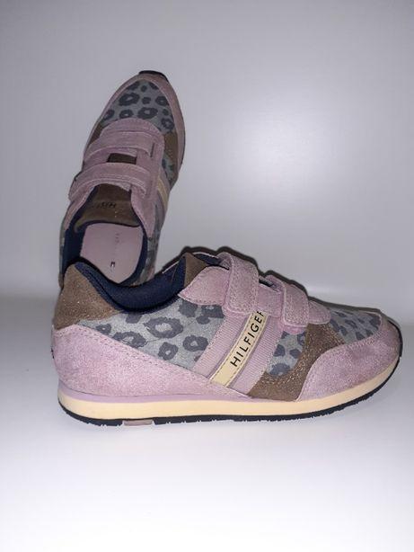 дитяче взуття, детская обувь кроссовки для девочки. 31 hilfiger