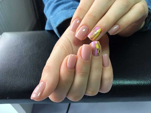 Нарощення нігтів, покриття гель-лаком, ламінування вій