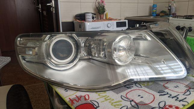 Фары адаптивного освещения  на  Volkswagen Touareg