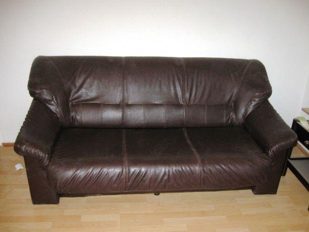 Sprzedam sofę plus dwa fotele