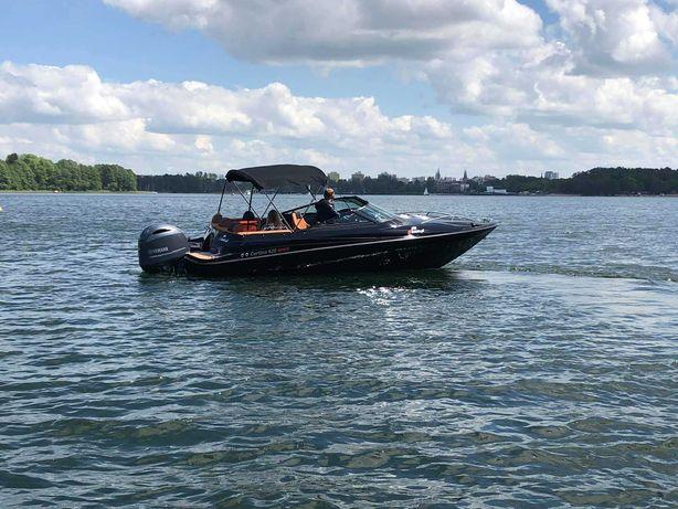 Nowa motorówka Cortina 620 - na zamówienie od mboats