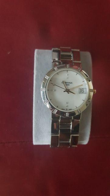 Zegarek damski firmy Certina