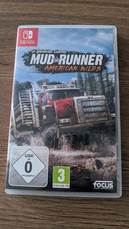 Mud Runner American Wilds na Nintendo Switch