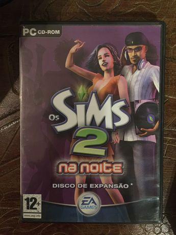Jogo PC The Sims 2 - Na noite
