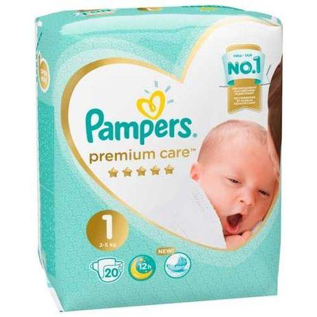 Подгузники Pampers Premium Care New Baby 1