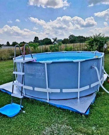 Каркасный бассейн Intex 366x122 см