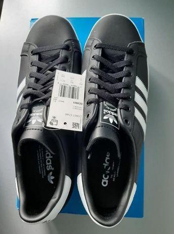 Adidas Новые Оригинал Кожаные Кроссовки Размер 49