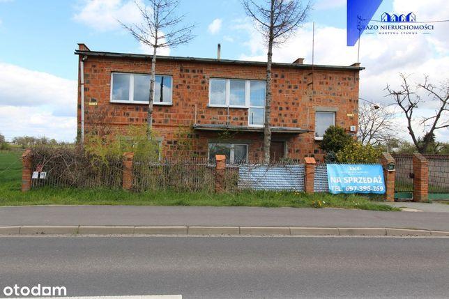 Dom + warsztat , duża działka Stare Oborzyska