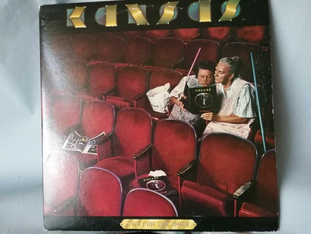 Plyta winylowa  Kansas album