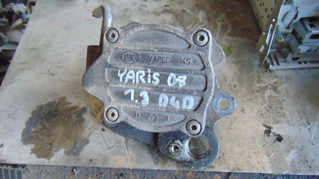 Paź//Toyota Yaris 1.3 D4D vacu pompa
