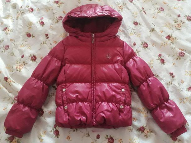 Курточки, плащики для девочки 4-6 лет
