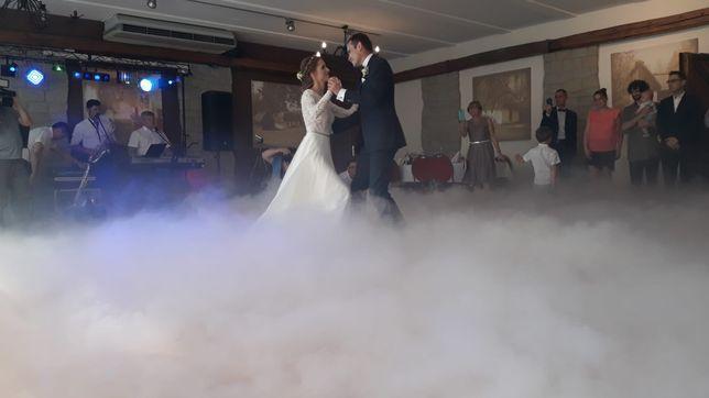 Ciężki dym na wesele pierwszy taniec