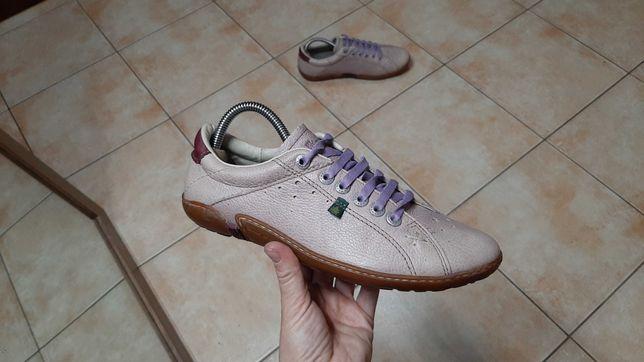39-40р,25,5см,Кожаные кроссовки,ботинки,туфли El Naturalista