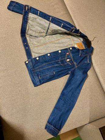 Levis куртка джинсовая