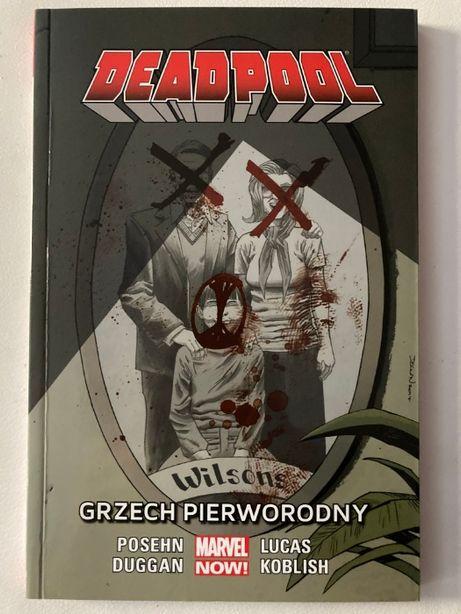 Deadpool - Grzech Pierworodny komiks