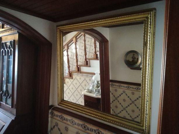 Espelhos decorativos antigos