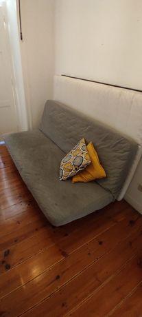 Vendo sofá cama reclinável