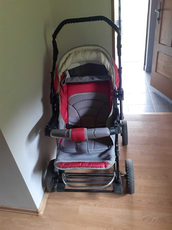 Wózek dla dziecka sportowy.