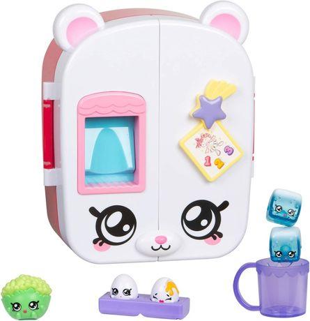Кинди Кидс Холодильник Мишка Kindi Kids Fun Refrigerator Шопкинс
