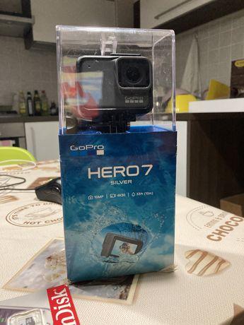 GoPro Hero 7 Silver + SD Card 32Gb